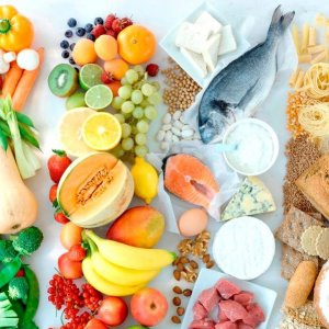 Углеводная диета для похудения меню