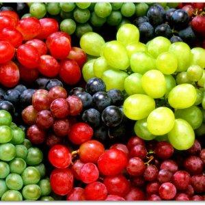 Белый виноград сорта и виды полезность состав и калорийность