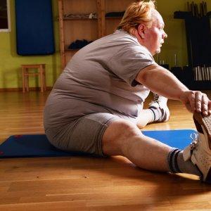 Программа тренировок для похудения в тренажерном зале для мужчин