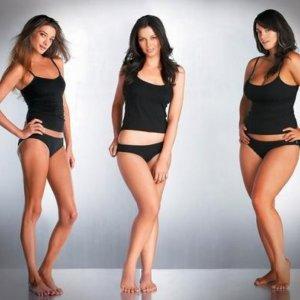 Нормостеническое телосложение у женщин. Что это такое, вес, фото, питание, как худеть
