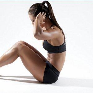 Домашний жиросжигающий комплекс упражнений