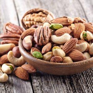 Какие орешки можно есть на диете