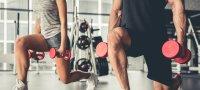 Как быстро накачать ноги дома и в зале — готовая программа тренировок
