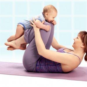 Как убрать живот и бока после родов в домашних условиях за короткий срок