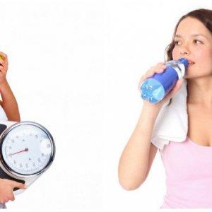 На сколько килограмм можно похудеть за месяц без вреда для здоровья: на правильном питании, спорте