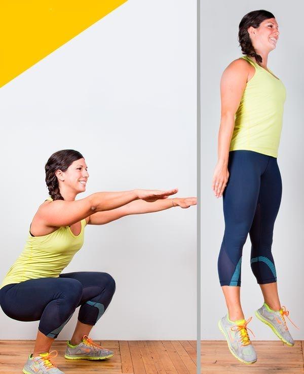 Эффективные способы похудеть в руках: упражнения и диета