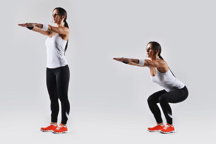 Круговая тренировка для сжигания жира в домашних условиях лучшие упражнения