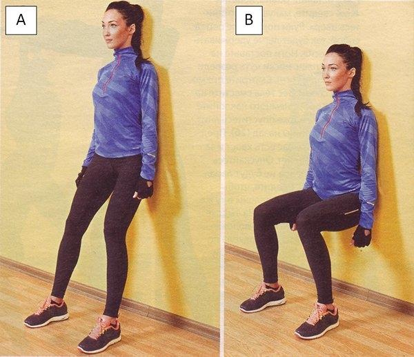 Упражнения для уменьшения объема