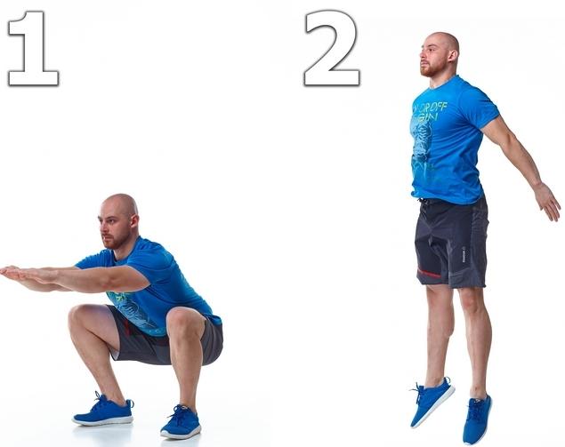Самые эффективные упражнения жиросжигающие